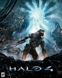 Halo 4 Game Cover