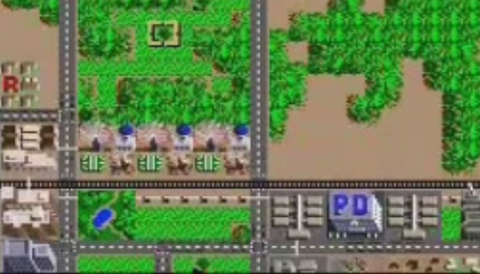 SimCity – How NOT to Build a City
