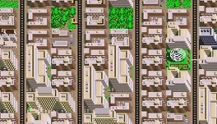 SimCity – Megalopolis on Hard Mode