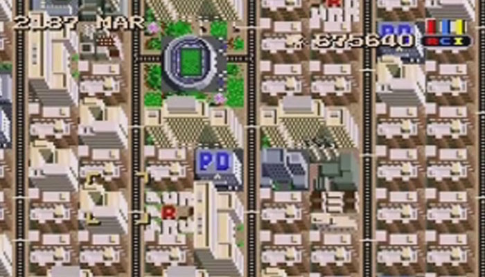 SimCity – Population 675,000