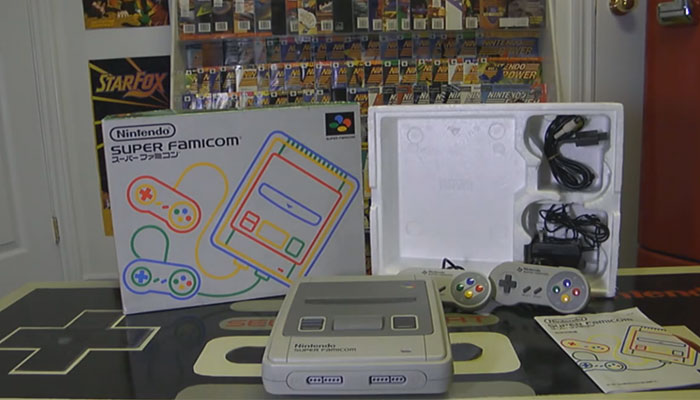 Top 5 Super Famicom Games I Own