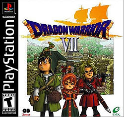 Dragon Warrior VII for PlayStation