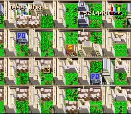 SimCity - TOP level residential