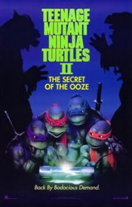 The real secret is that this is the worst movie in the TMNT trilogy