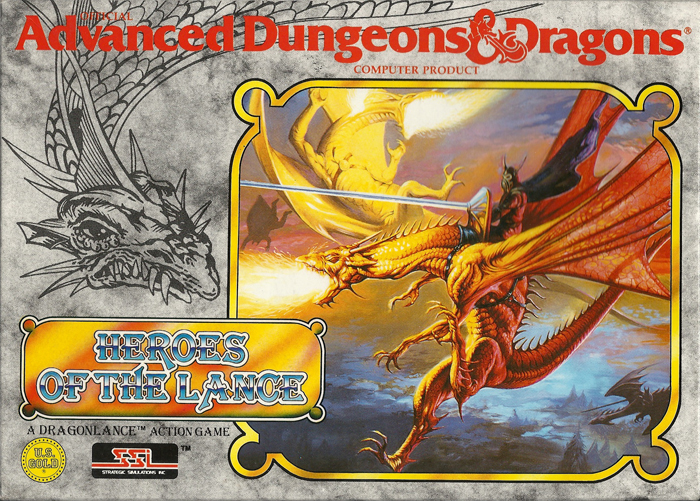 AD&D: Heroes of the Lance