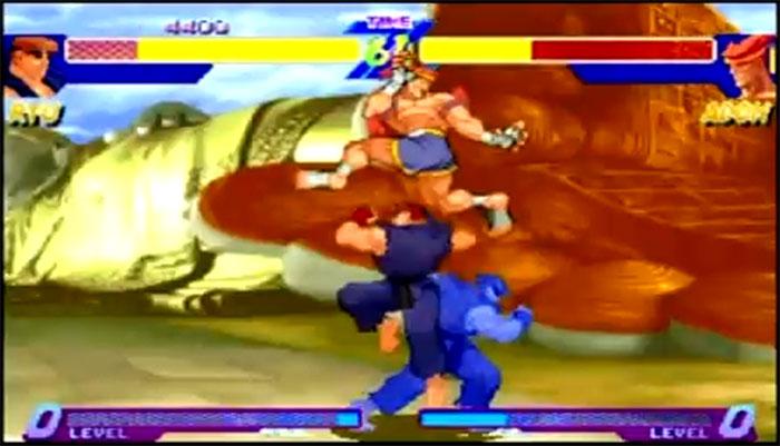 A Gamer's Diary: Street Fighter Alpha