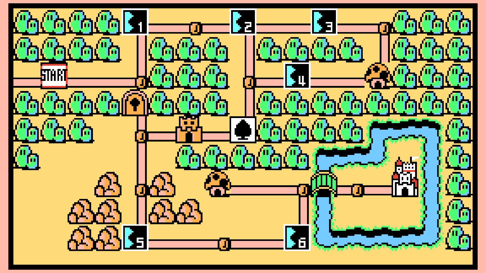 Super mario bros 3 archives as movies games super mario bros 3 map gumiabroncs
